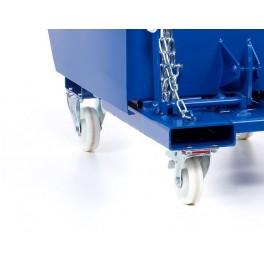 Polyamid Radsatz für TKS Muldenkipper
